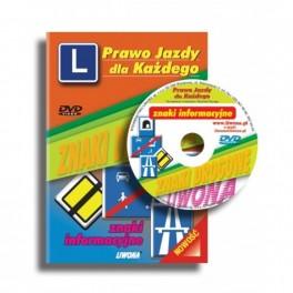 DVD: Znaki informacyjne