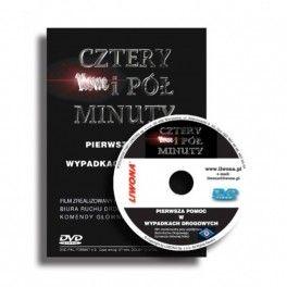 DVD: Pierwsza pomoc w...