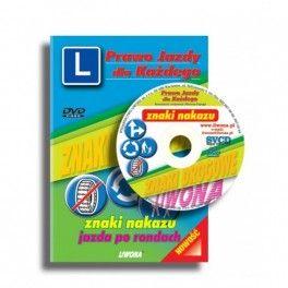 DVD: Znaki nakazu, jazda po...