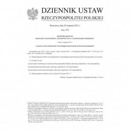 Rozporządzenie egzaminacyjne