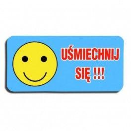 Magnes: Uśmiechnij się