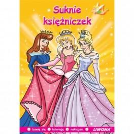 Suknie księżniczek -...