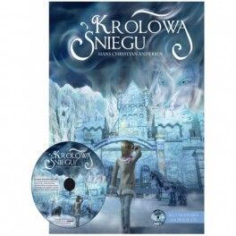 Królowa Śniegu + CD...