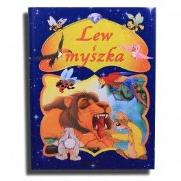 Lew i Myszka: seria brokat