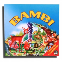 Bambi: NAKLEJANKA