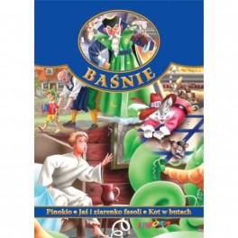 Baśnie - Pinokio, Jaś i...