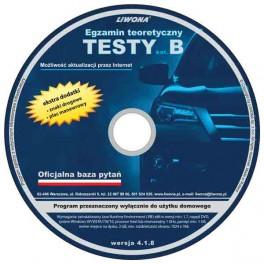 DVD: Testy kat. B