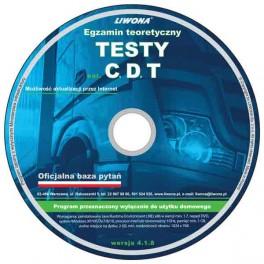 DVD: Testy kategorie C, D, T