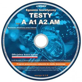 DVD: Testy kategorie A, A1,...
